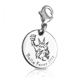 Personalised New York Charm