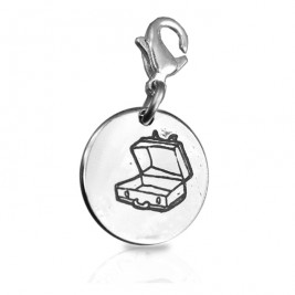 Personalised Suitcase Charm