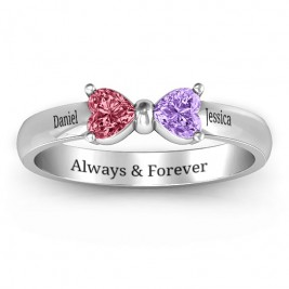 Adorable Bow Ring