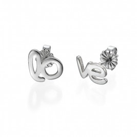 Hope and Love Stud Earrings