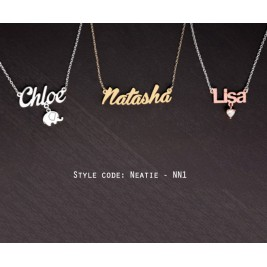Up To 70% Off - Gold Name Necklace & Rings - Discount Selection